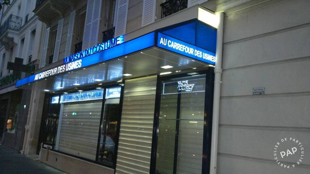 Local commercial Neuilly-Sur-Seine (92200) 2.439.000 €