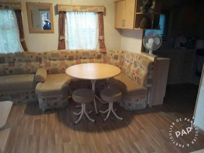 Chalet, mobil-home 22.000€  Quend (80120)