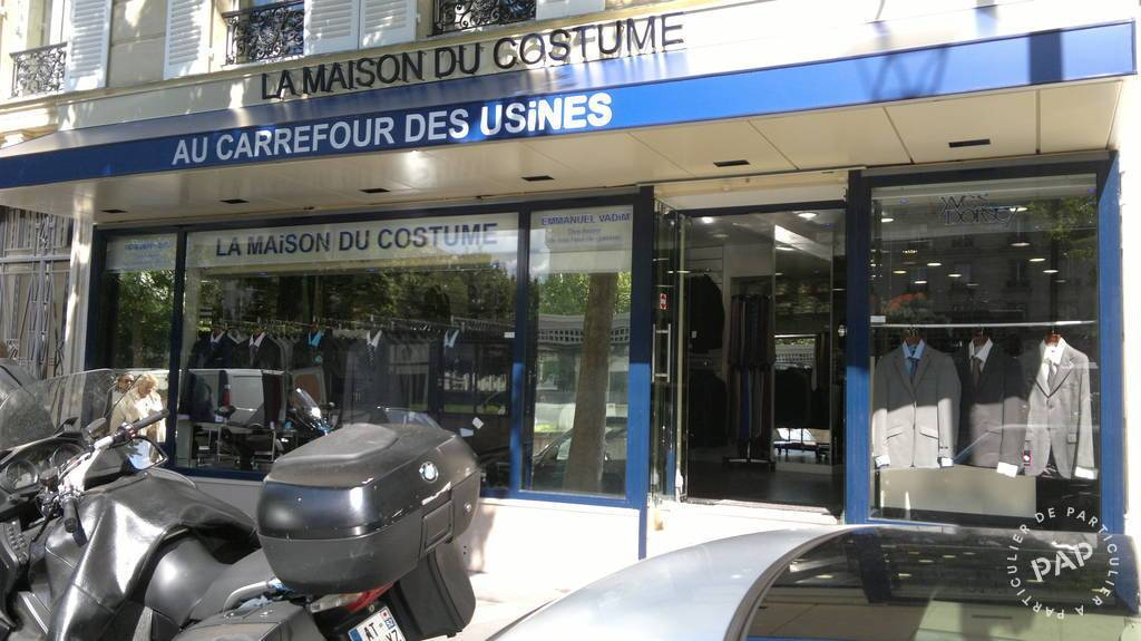Local commercial 2.439.000 € 80 m² Neuilly-Sur-Seine (92200)