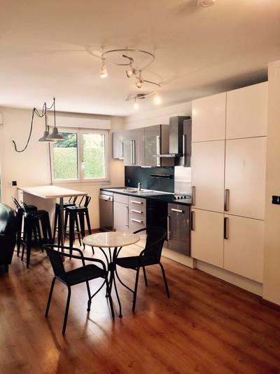 Location meublée appartement 2pièces 42m² Antony (92160) - 1.420€