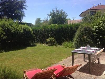 Location meublée appartement 2pièces 55m² Divonne-Les-Bains (01220) - 1.500€