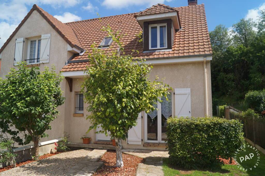 Vente maison 135 m bonnieres sur seine 78270 135 m for Aide construction maison