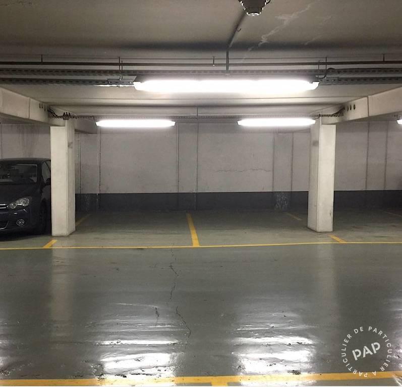 Vente Garage, parking Paris 8E
