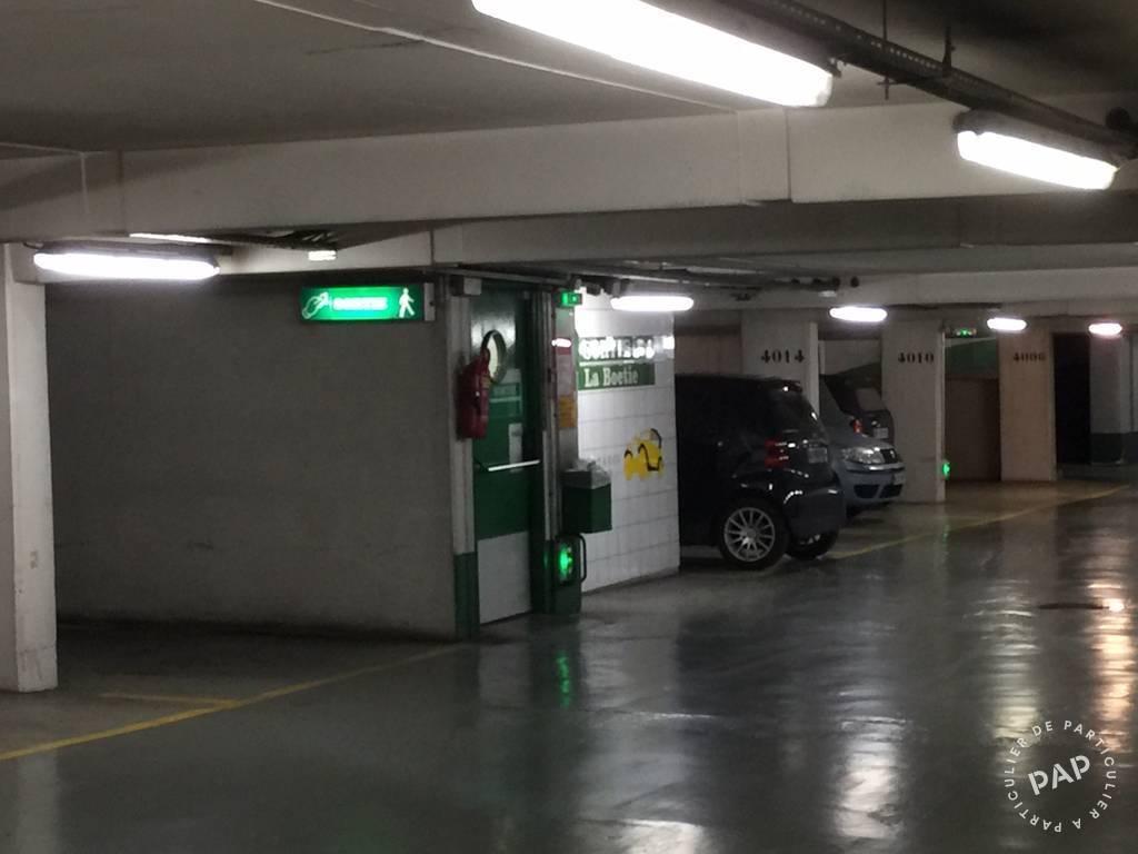 vente garage parking paris 8e de particulier particulier pap. Black Bedroom Furniture Sets. Home Design Ideas