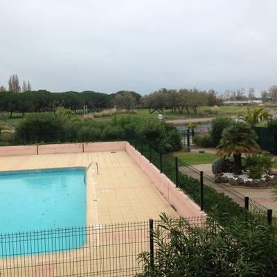 Location meublée appartement 2pièces 40m² Agde (34300) - 550€