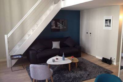 Location meublée appartement 2pièces 45m² Paris 3E - 1.620€
