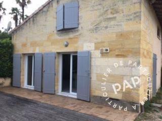 Location maison 63 m saint caprais de bordeaux 33880 for Location de maison bordeaux
