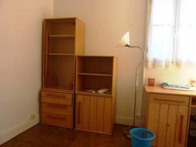 Location meublée studio 16m² Paris 14E - 590€