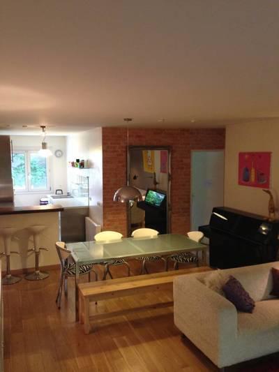Location meublée appartement 5pièces 90m² Vincennes (94300) - 2.600€