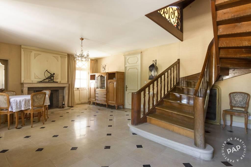 Vente immobilier 340.000€ Maison De Maître, 65 Km De Dijon