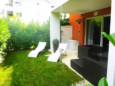 Location appartement 2pièces 45m² Bossey (74160) - 1.190€