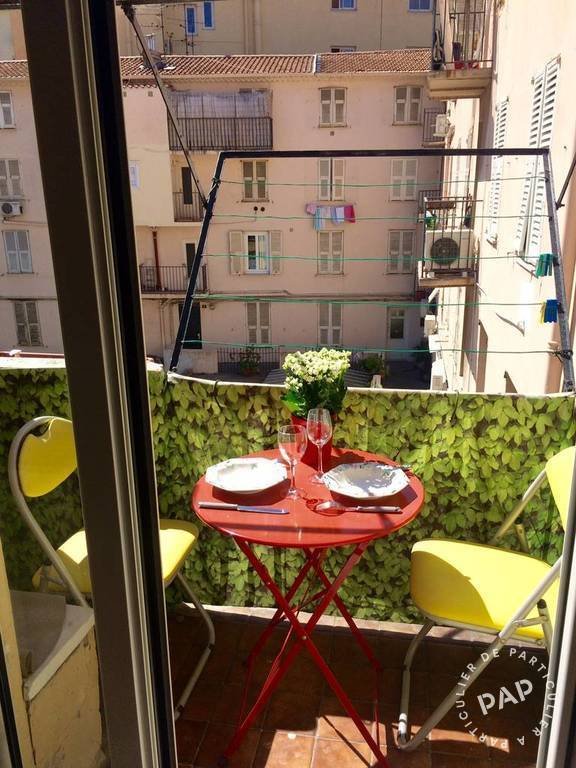 Location meubl e appartement 2 pi ces 40 m nice 06 40 for Appartement particulier nice