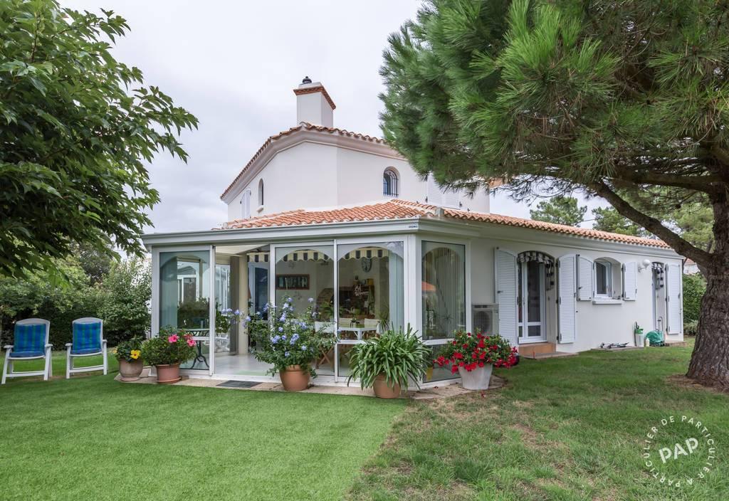Vente Maison Brétignolles-Sur-Mer