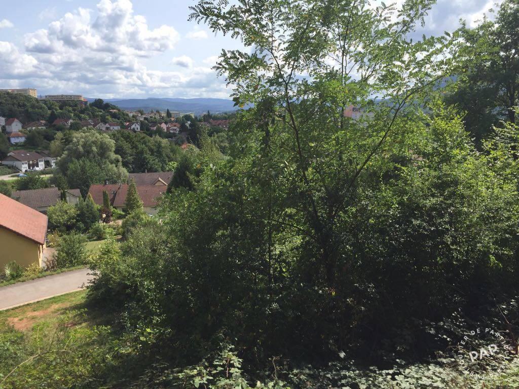 Terrain Saint-Die-Des-Vosges (88100) 32.000€