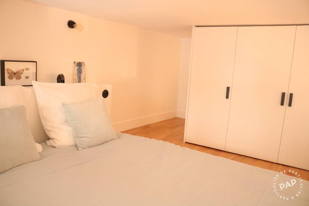 Appartement 1.050 € 24 m² Studio + Cour Privative