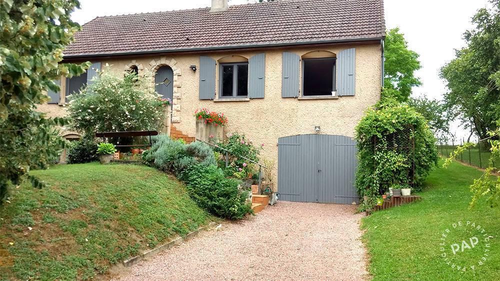 Vente Maison Saint-Laurent-L'abbaye (58150) 145m² 183.000€