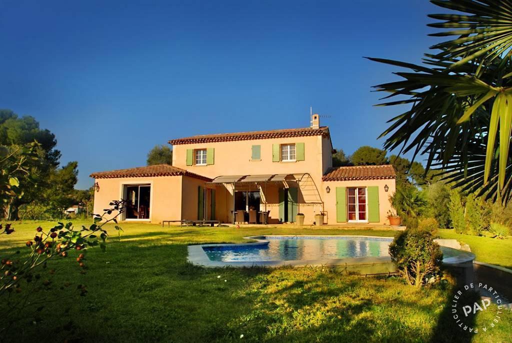Vente Maison Mougins (06250) 210m² 895.000€