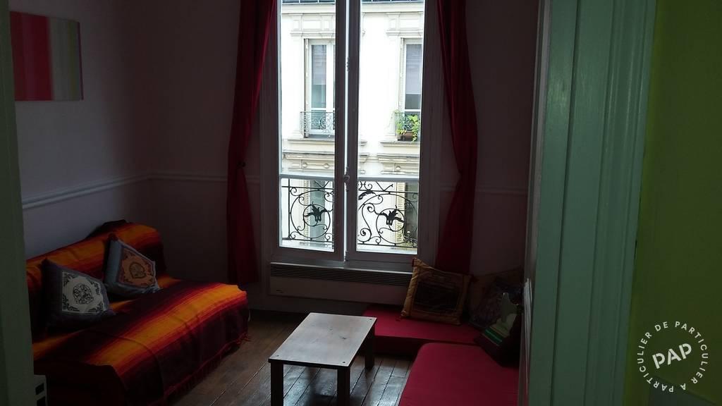 Location Meubl E Appartement 2 Pi Ces 30 M Paris 11e 30