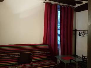 Location meublée studio 15m² Paris 5E - 700€