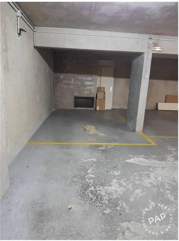 Location garage parking paris 13e 95 e de particulier for Location garage 14