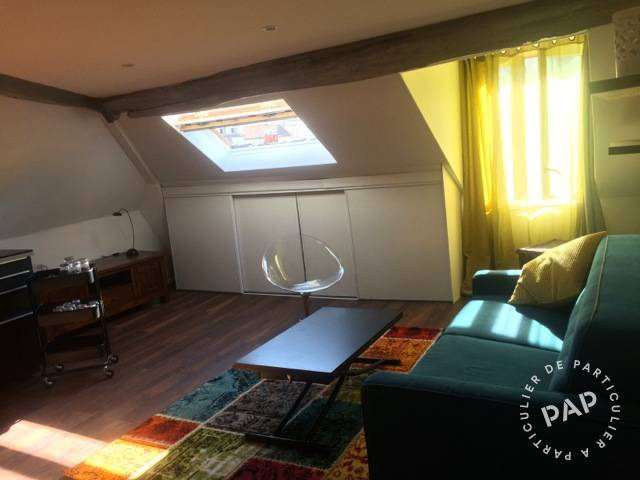 Location Appartement Villeneuve-Saint-Georges (94190) 26m² 750€
