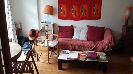 Location meublée appartement 2pièces 41m² Annemasse (74100) - 950€