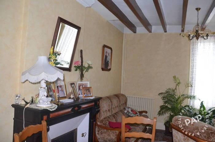 Maison 115.000€ 130m² Saumur (49400)
