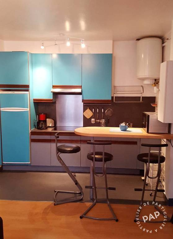 Location Appartement Paris 10E 26 m² 1.000 €