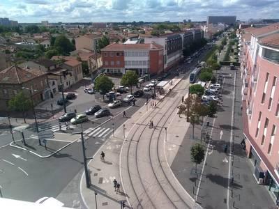 Toulouse (31) - Croix De Pierre - Vue Garonne