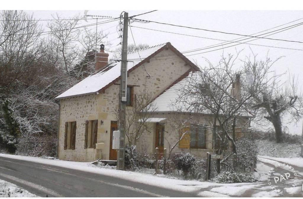 Vente maison 5 pièces Châteaumeillant (18370)