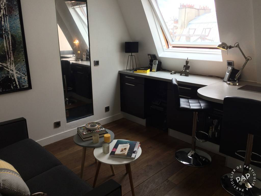 Location Appartement Paris 8E 19 m² 1.150 €