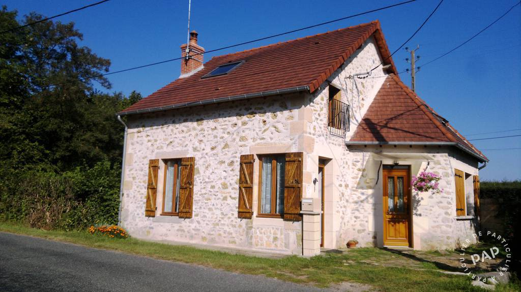 Vente Maison Chateaumeillant (18370)
