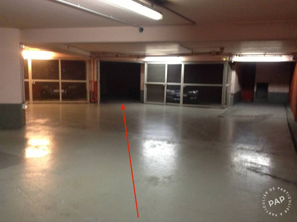 Location Garage, parking 22m²