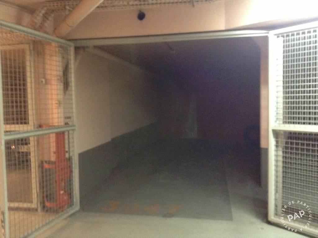 Garage, parking 260€ 22m² Paris 16E