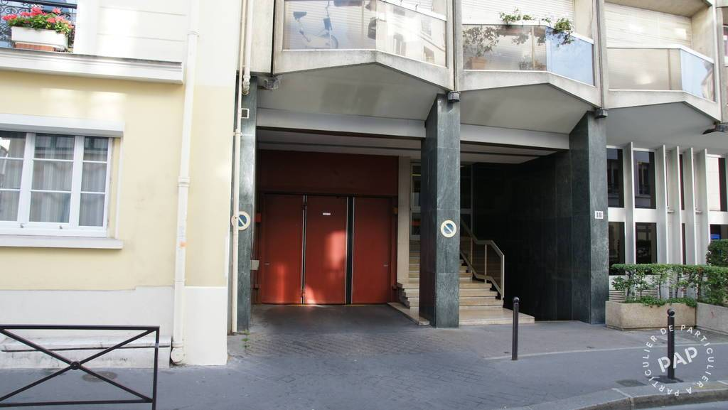 Location garage parking paris 15e 125 e de particulier particulier pap - Location garage paris 15 ...