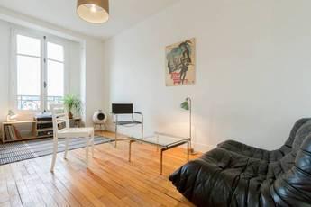 Location meublée appartement 2pièces 45m² Paris 15E - 1.620€