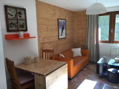 Location meublée appartement 3pièces 49m² Saint-Martin-De-Belleville (7344 - 590€