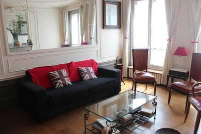 Location meublée appartement 3pièces 68m² Paris 10E - 2.200€