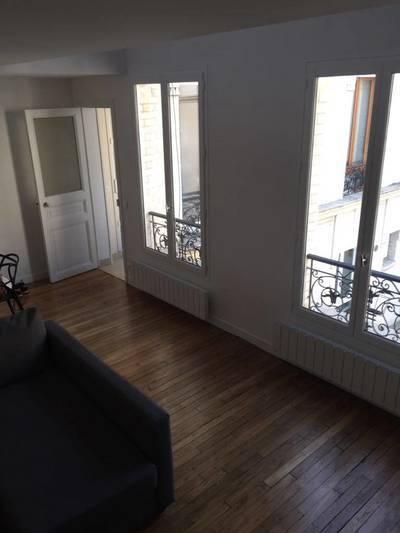 Location meublée chambre 35m² Paris 13E - 1.350€