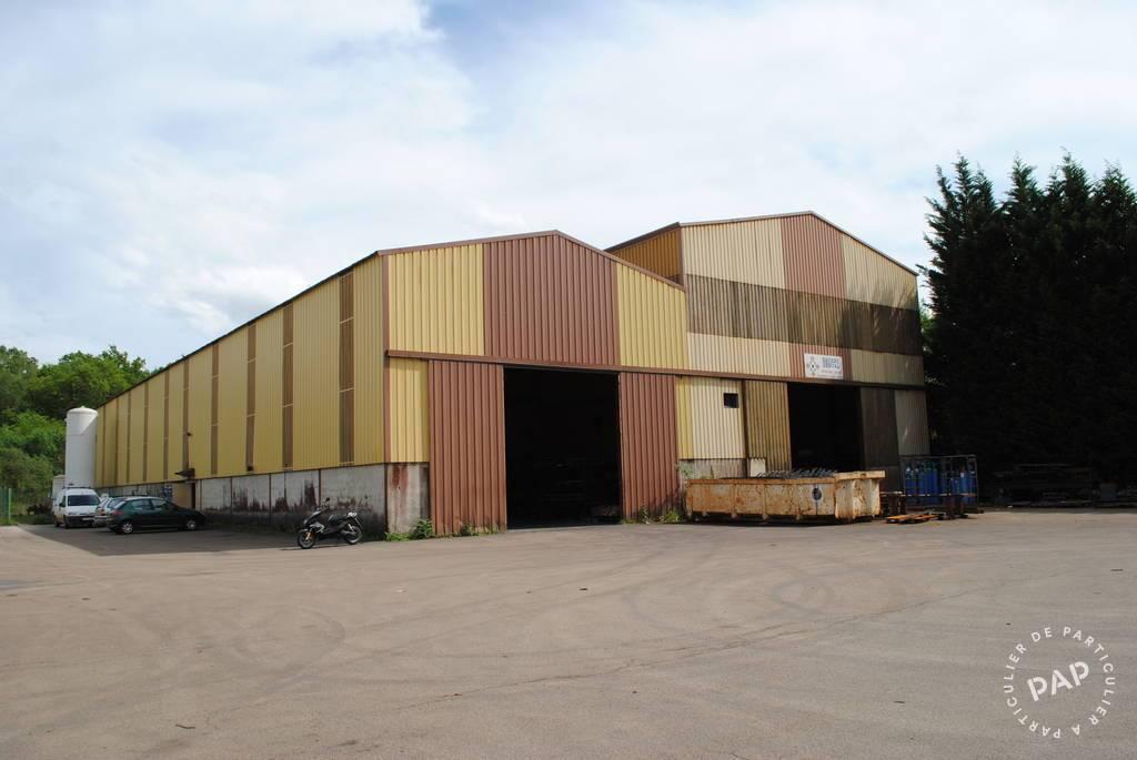 Vente et location Local d'activité Saint-Sauveur-En-Puisaye (89520) 1.620m² 169.000€