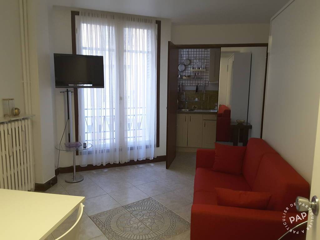 Location Appartement Paris 16E (75016) 22m² 990€