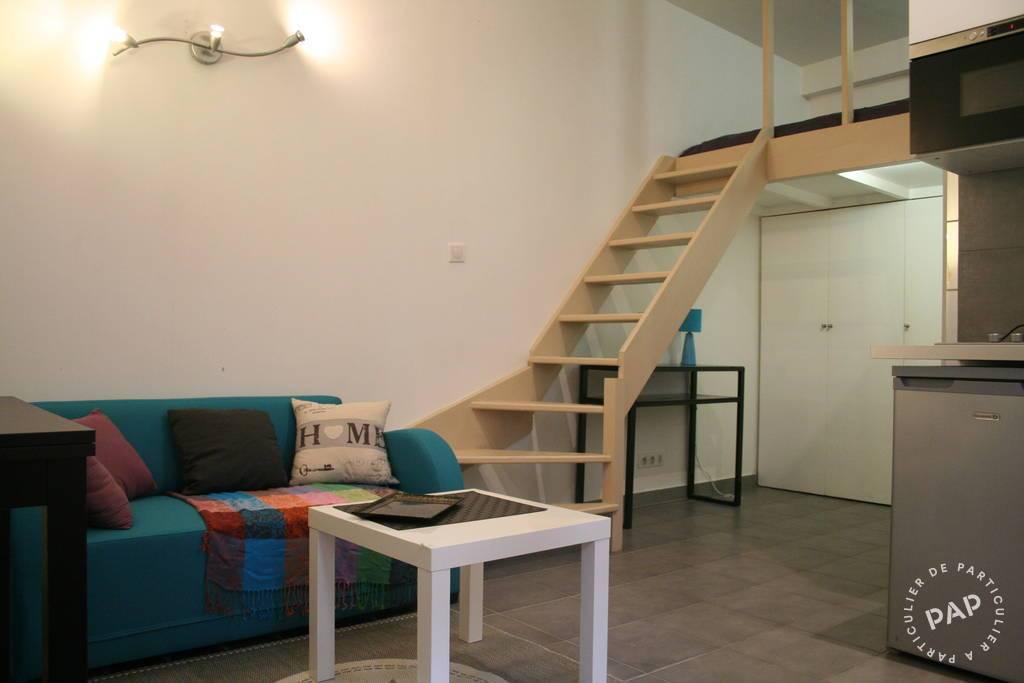 Location Appartement Nogent-Sur-Marne (94130) 20m² 760€