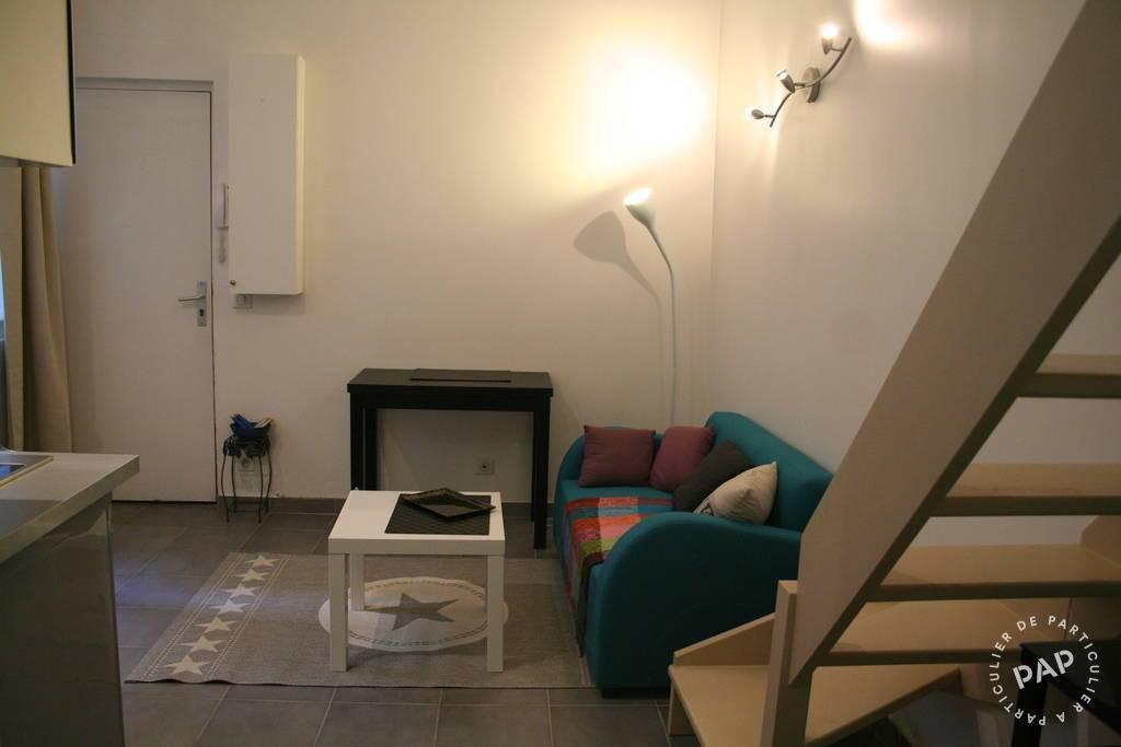 Location Appartement 20m²