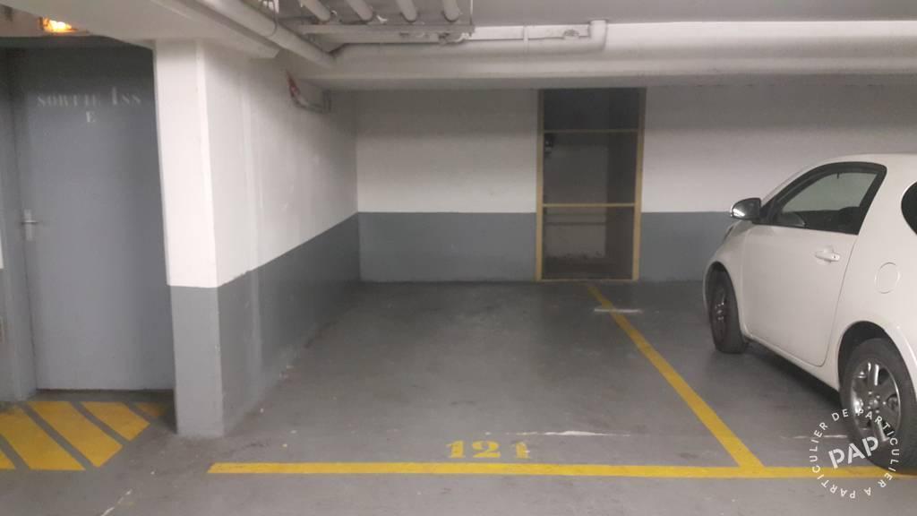Location garage parking paris 18e 120 e de for Garage paris 18e
