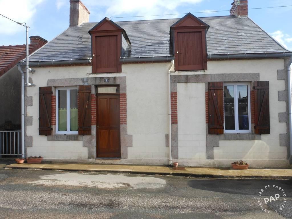 Location Maison 3 pièces Boussac (23600)