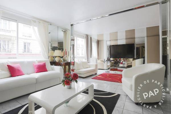Location Appartement Paris 16E 57 m² 2.190 €