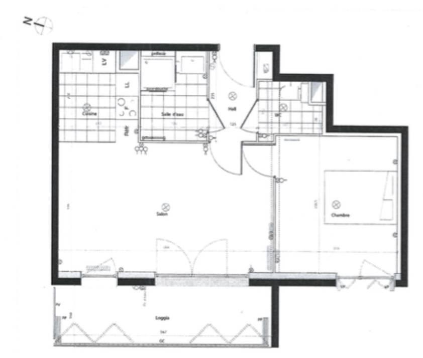 Chambre De Commerce De Rennes 35 Of Location Appartement 2 Pi Ces 44 M Rennes 35 44 M