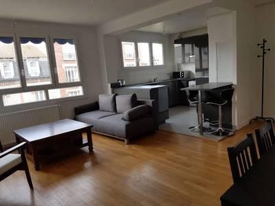 Location meublée appartement 3pièces 61m² Boulogne-Billancourt (92100) - 1.950€