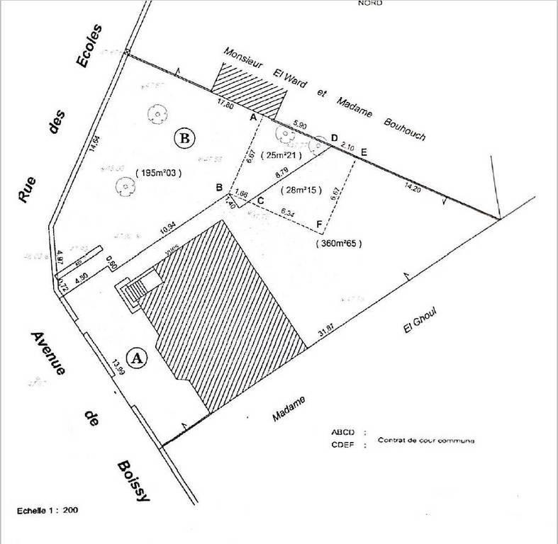 vente terrain 197 m bonneuil sur marne 94380 de particulier particulier pap. Black Bedroom Furniture Sets. Home Design Ideas