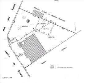 Vente terrain 197m² Bonneuil-Sur-Marne (94380) - 179.500€
